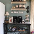 home coffee corner