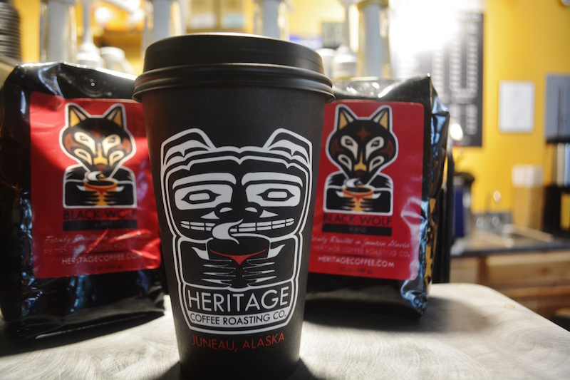 Heritage Coffee in Juneau Alaska