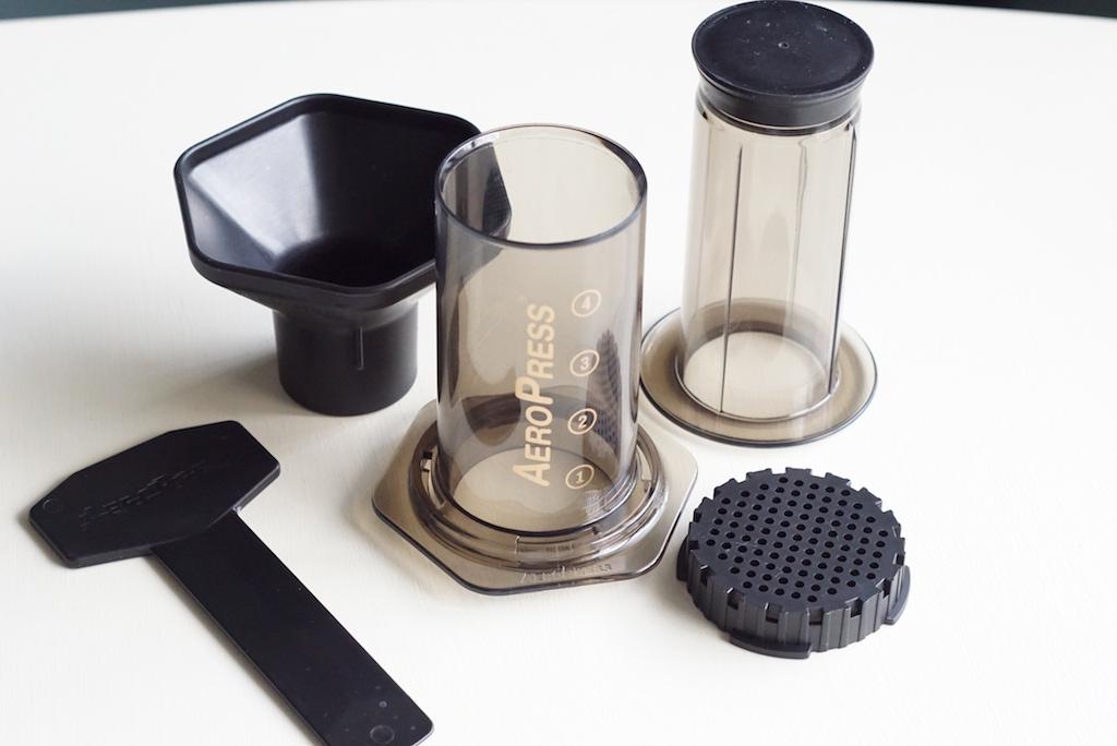 AeroPress coffeemaker
