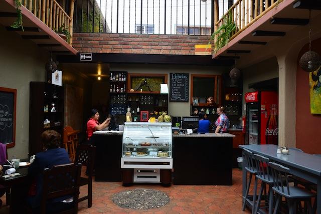 San Sebas Cafe Cuenca