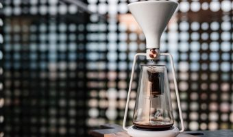 GINA, A Smart All-In-One Coffee Instrument by GOAT STORY