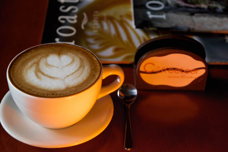 Cappuccino (Photo credit: The Coffeeteer)