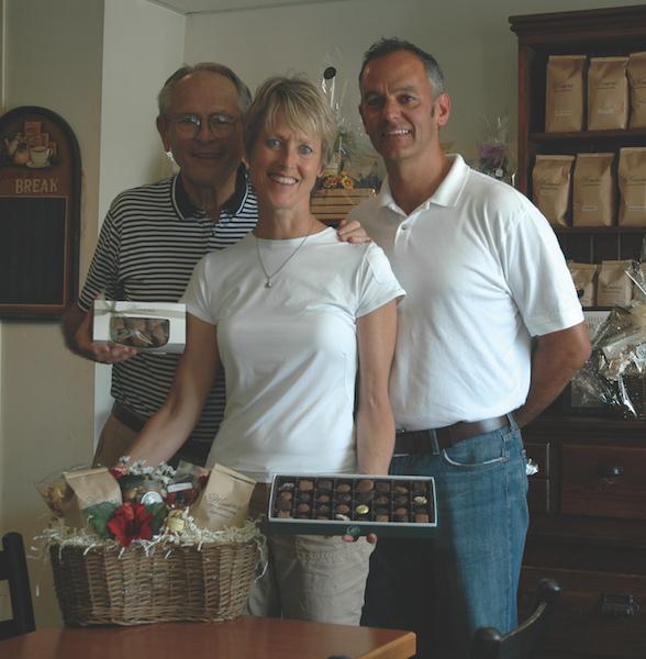 Winans family photo