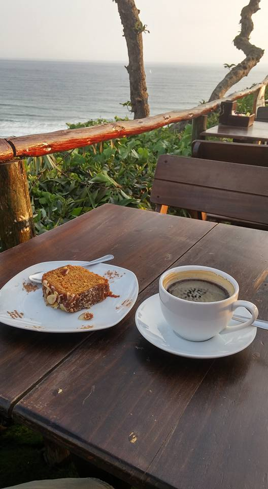 Coffee and dessert with a view at Buenavista Cafe (Photo credit: Buenavista Cafe)