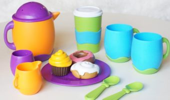 Toy Coffee Set: Learning Resources New Sprouts Brew It! Review