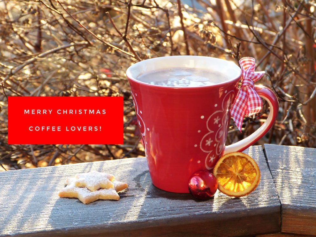 Coffee And Christmas Quotes: Have A Holly Jolly Coffee Christmas Everyone!