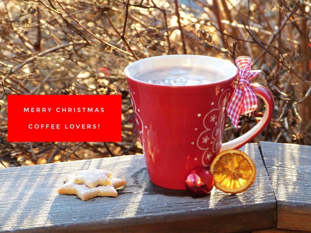merry christmas coffee lovers
