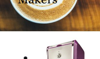 12 Colored Coffee Makers to Help Get You Out of Bed