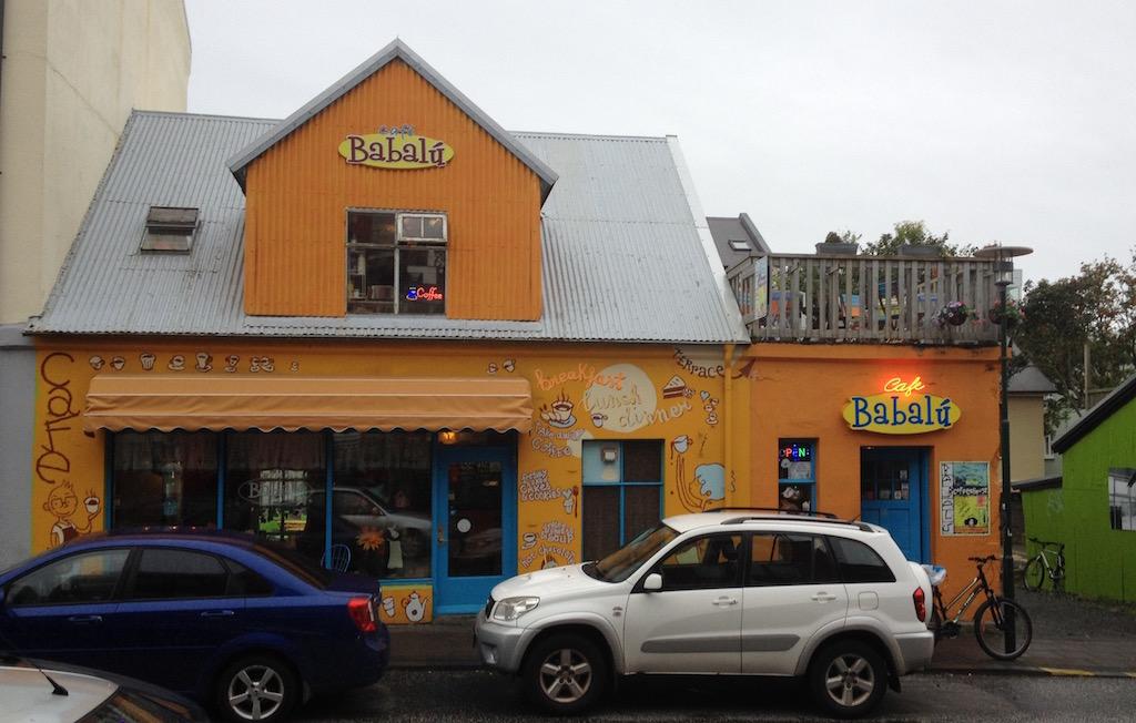 Cafe Babalu Reykjavik