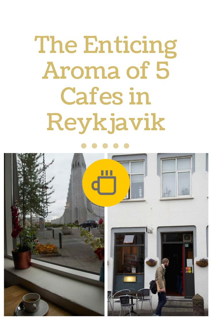 5 best cafes in Reykjavik Iceland