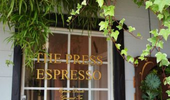Coffee in Historic Western Old Town Temecula: The Press Espresso