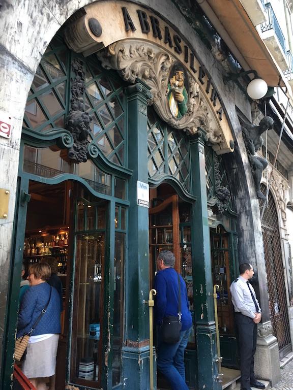 Cafe a Brasileira Lisbon