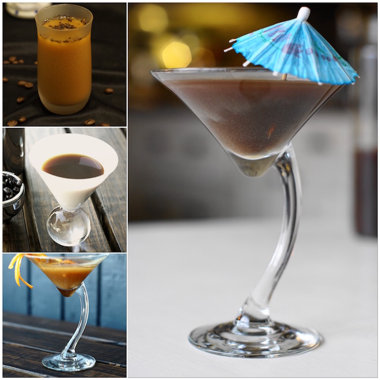 Coffee Cocktails to try at home