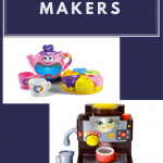 Toddler Toy Coffee Makers and Tea Sets