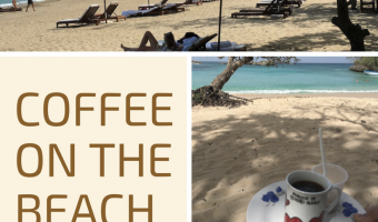 Coffee on the Beach, The Dominican Republic