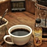 How to Brew Himalayan Sea Salt Caramel Coffee Using a French Press