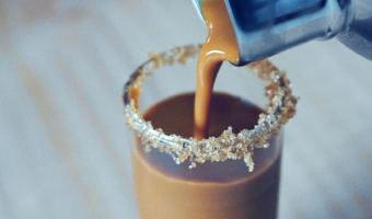 How to Make French Crème Brûlée Espresso Shot