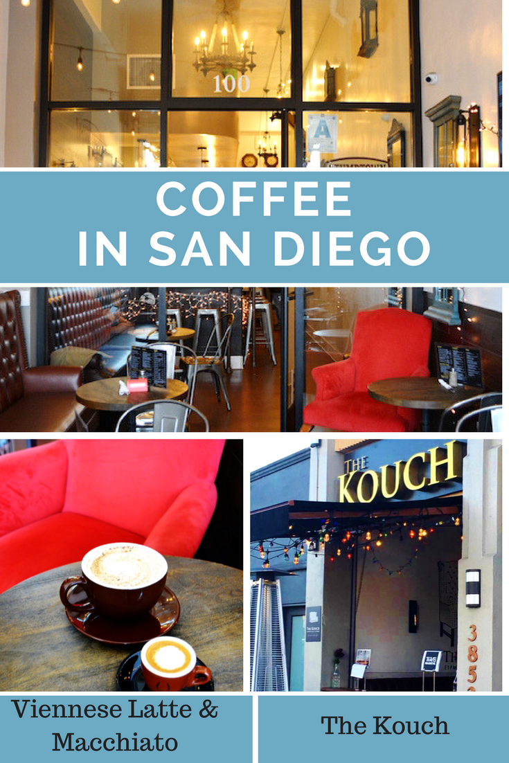 Coffee in San Diego: The Kouch