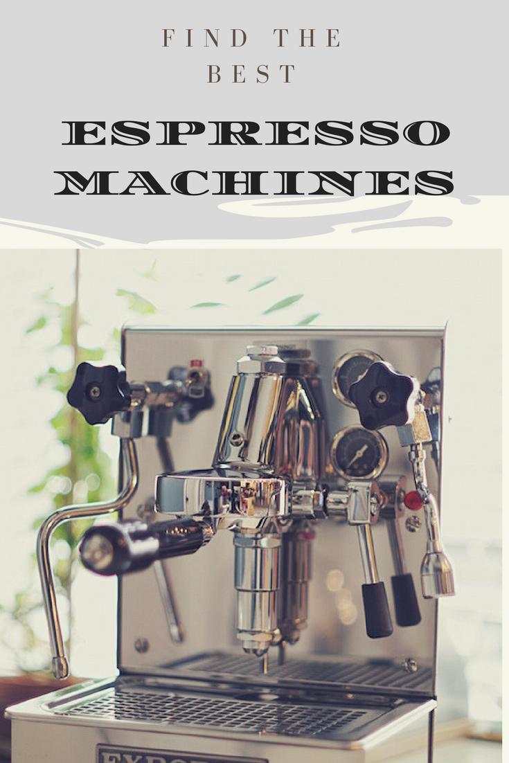 espresso machine to buy