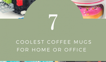 The World's Coolest Coffee Mugs for Office and Home Use