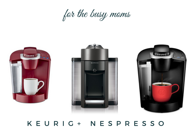 coffee machines for busy moms