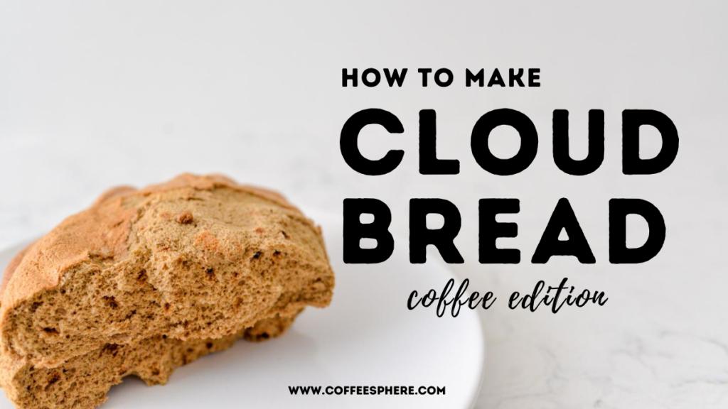 How To Make Tiktok Cloud Bread Coffee Edition